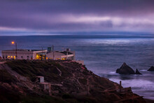 Sutro Baths Ruins At Lands End...