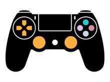 Video Game Ps4 Controller / Ga...