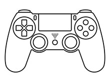 Video Game Ps4 Controllers / G...