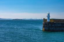 Burntisland Harbour Lighthouse...