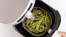 Air Fryer Meal, Cooking Green ...
