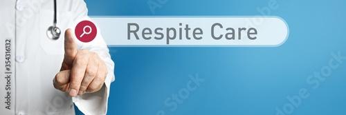 Respite Care Slika na platnu