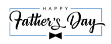Happy Fathers Day Calligraphy ...