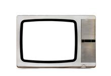 Retro TV, Vintage, Old Televis...