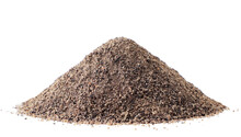 Pile Of Black Ground Pepper Cl...