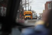 Autobús Escolar Estados Unidos