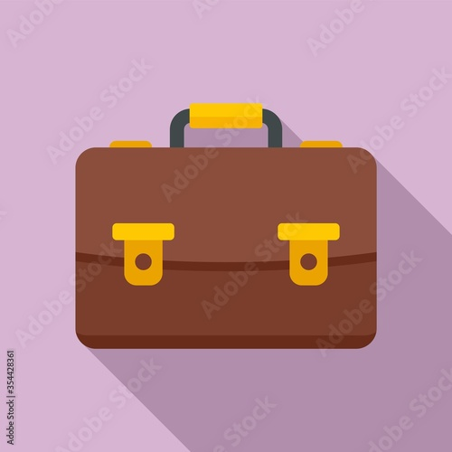 Photo Tutor leather bag icon