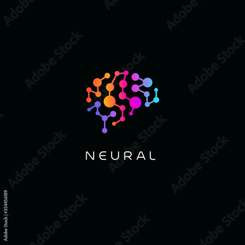 Photo Neural network logo