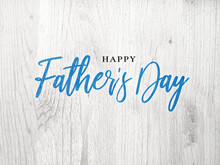 Happy Father's Day Card With B...
