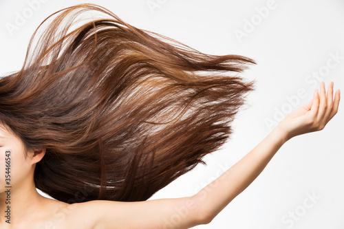 躍動感ある髪 Tapéta, Fotótapéta