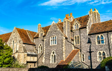 The King's School, The Britain's Oldest Public School. Canterbury, England