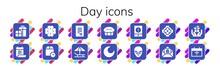 Day Icon Set