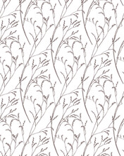Twigs Vector Seamless Pattern,...