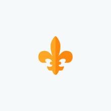 Fleur De Lis Graphic Element I...