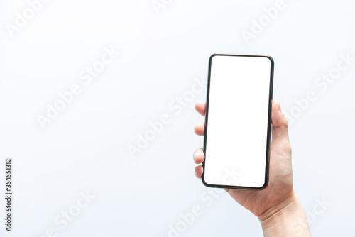 Fototapeta Smartphone mockup