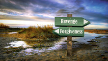 Street Sign To Forgiveness Ver...
