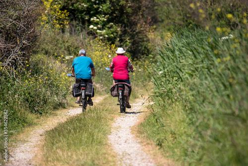Photo Promenade à vélo