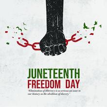Emancipation Day, Human Hand A...