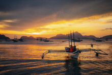 Traditional Philippine Boats I...