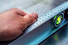 Using A Spirit Level, The Wiza...