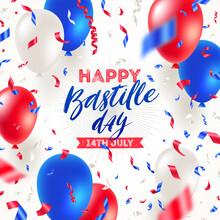 French National Holiday - Bast...
