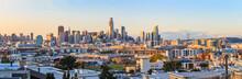San Francisco Skyline Panorama...