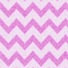 Pink Chevron Patterns In Brigh...