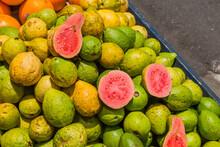 Pile Of Jocote Fruits