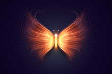 Magical Fire Butterfly, Compos...