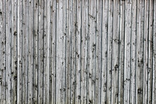 Texture Of An Old Wooden Wall