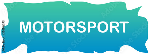 Fotomural web Sport Label Motorsport