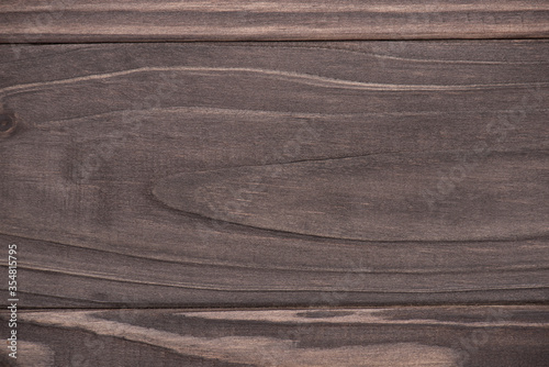 Fototapeta Top above overhead view close-up photo of brown wooden background obraz