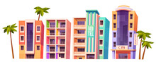 Buildings, Hotels In Miami At ...