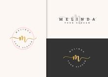 Beautiful Feminine Logo Design...