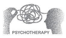 Psychotherapy Concept Illustra...