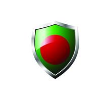 Bangladesh National Flag Icons...