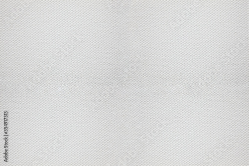 White artist canvas texture effect background stock photo useful for photo blend Fototapet