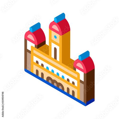Photo sultan palace abdul - samad icon vector