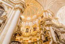 Main Cathedral Interior Of Gra...