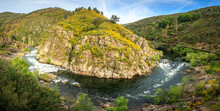 Landscape Of The Paiva River S...