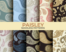Paisley Patterns Collection, S...