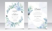 Elegant Wedding Invitation Car...