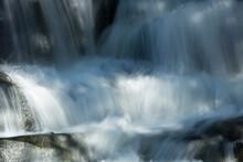 Broad Brook Cascades Over A Wa...