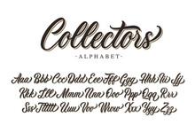 Collectors Premium Script Font...