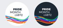 LGBTQ Pride Month Design For S...
