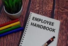 Book About Employee Handbook I...