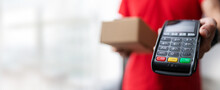 Delivery Payment - Courier Wit...