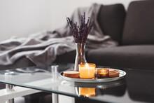 Coffee Table Design Idea: Arom...