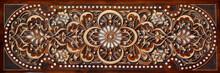 Arabic Beautiful Patterns, Woo...