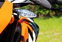 Blinker KTM Duke Motorrad